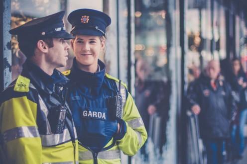 Updated Garda Vetting Forms